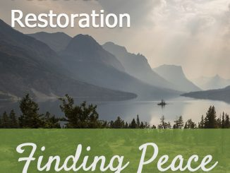 Devotion Topic : Peaceful Restoration