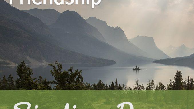 Devotion Topic : A Peaceful Friendship